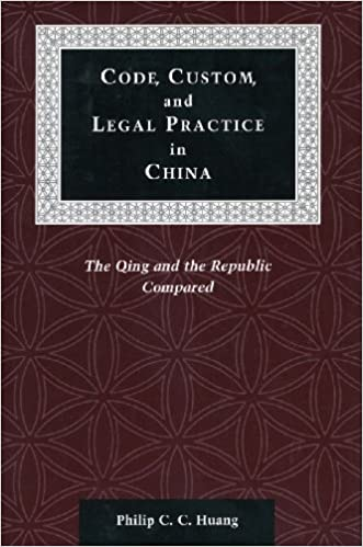 Donde Descargar Libros En Code, Custom, And Legal Practice In China: The Qing And The Republic Compared Ebook PDF