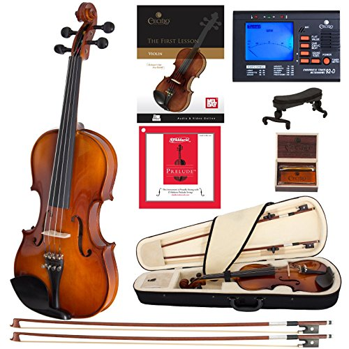 cecilio-cvn-300-solidwood-ebony-fitted-violin-with-daddario-prelude-strings-size-4-4-full-size