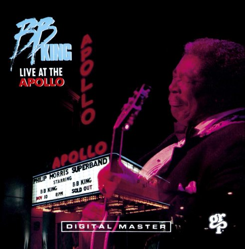 Live At The Apollo by GRP Records