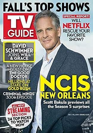 Amazon com: TV Guide Magazine: Kindle Store