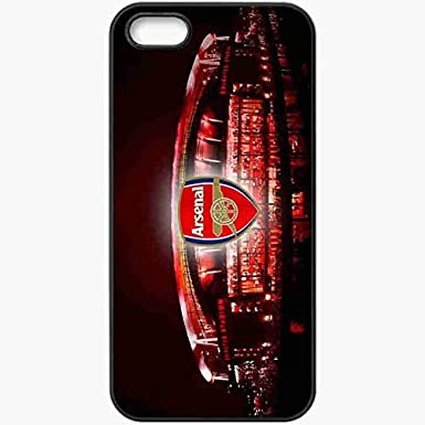 Personalized Iphone 5 5s Cell Phone Case Cover Skin Arsenal