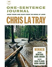 One-Sentence Journal: Short poems and essays from the world at large