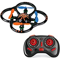 DeXop Mini Rc Drone.2.4G Four-axis UFO Rc Quadcopter With 6-Axis-Gyro