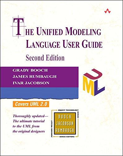 The Unified Modeling Language User Guide (2nd Edition) (Addison-Wesley Object Technology Series) by Addison-Wesley Professional