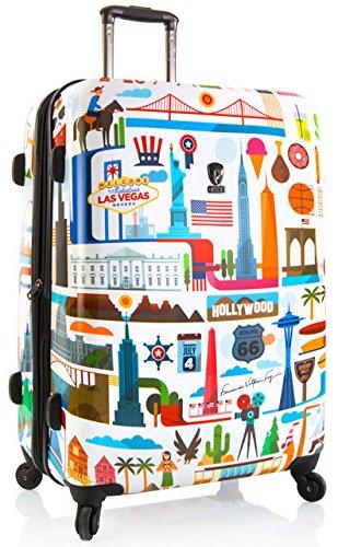 Heys Unisex-Adult Fvt USA 30 Inches, Fvt USA - Usa Heys Luggage Lightweight