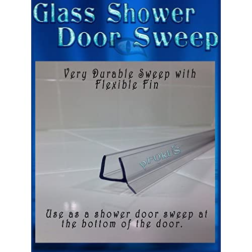 Free Shipping Ds9382 38 Glass Frameless Shower Glass Door Clear