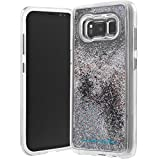 Case-Mate Samsung Galaxy S8 Case  - Waterfall Series - Sparkle Glitter Fashion Case - Iridescent Diamond - Military Drop Protection