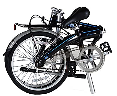 Ford by Dahon Convertible Single Speed Folding Bicycle