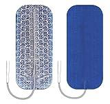 PALS Blue Electrodes, 1.5'' x 3.5''