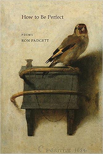 How to Be Perfect: Amazon.es: Padgett, Ron: Libros en idiomas ...