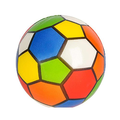 3'' Stress Multi Color Ball by Bargain World