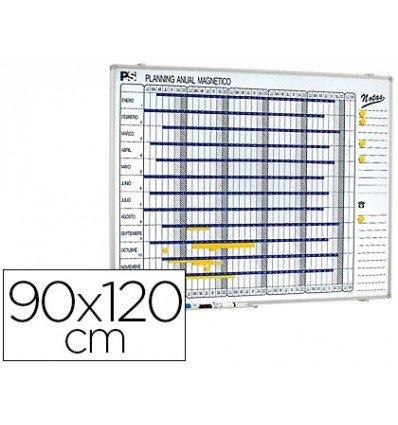 Planning Sisplamo 1000/50 - Planificador magnético anual día ...