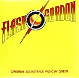 Queen Flash Gordon 1980 UK vinyl LP EMC3351 [Vinyl] Unknown
