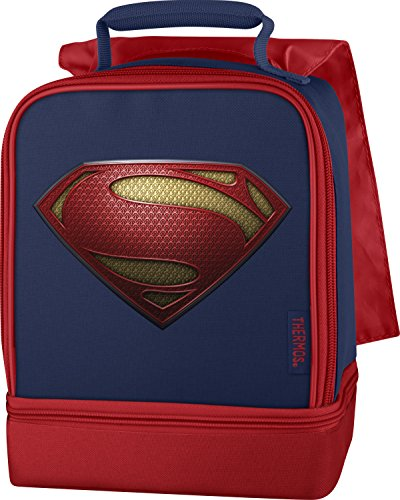 - Thermos Dual Compartment Kit, Superman with Cape