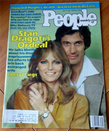 People Weekly Magazine July 30 1979: Stan Dragoti's Ordeal ... Cheryl Tiegs: Love Boat's Julie Makes Her Own Match