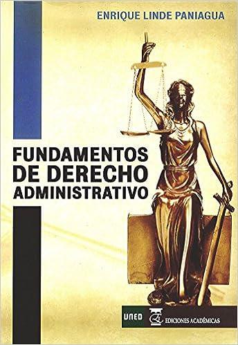 FUNDAMENTOS DE DERECHO ADMINISTRATIVO: Amazon.es: Enrique ...