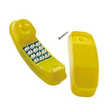 Kindertelefon Telefon Kunststoff Für Spielturm Spielhaus Amazonde