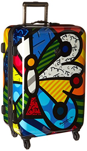 Britto 26'' Spinner Suitcase by HEYS AMERICA