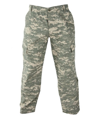 Propper Men's 50N/50C ACU Trouser, Universal Digital, Large Regular