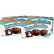 Drake's Yankee Doodles Cakes, 4 Boxes