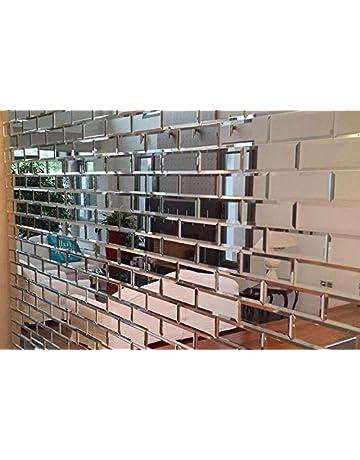 cd54d7b19192 Wall-Mounted Mirrors  Home   Kitchen  Amazon.co.uk