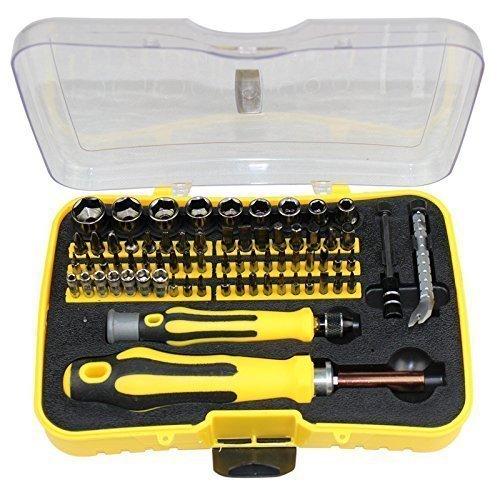 Cleno House 70-piece Precision Screwdriver Set Repair Too...