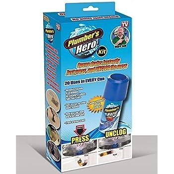 Amazon Com Baam Drain Blaster Cleaner Home Amp Kitchen