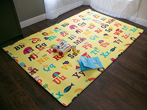 Baby Care Play Mat Foam Alphabet Floor Gym Letters