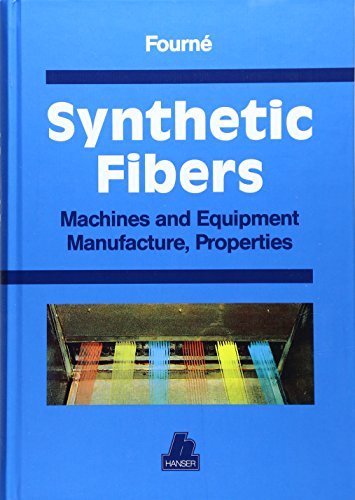 Synthetic Fibers: Machines and Equipment Manufacture, Properties by Franz Fourne - Synthetic Fiber 11