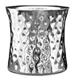 Tannex Cosmo Double Wall Concave Champagne Bucket, 8''