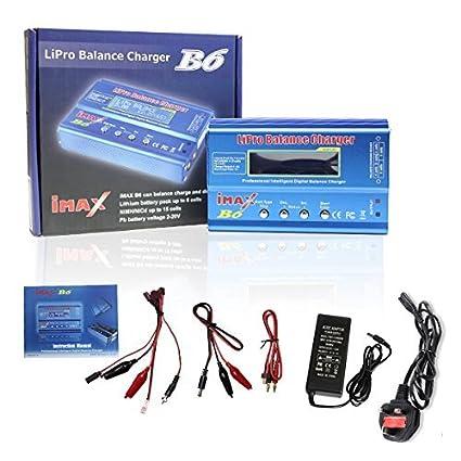 Vingo B6 Cargador de batería Balancer Descargador ...