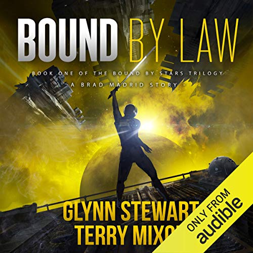 Bound by Law: Vigilante, Book 3 (Bound By Law Tales From The Public Domain)