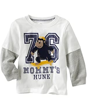 Carter's Baby Baby Boys' Mommy's Hunk Slider
