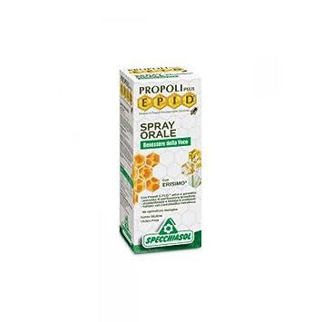 Amazon com: Specchiasol Spray 15Ml Oral Epid Propoli  by