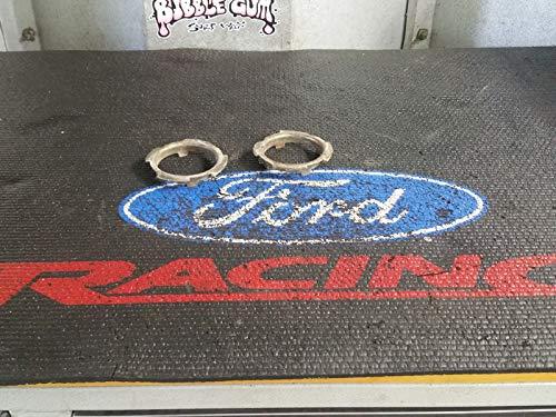 (- - Mustang Fuel Gas Tank Pump & Float Lock Rings OEM)