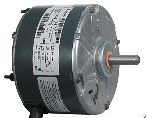 Carrier Condensor Electric Motor (5KCP39BGS069S) 1/10hp, 1100 RPM, 208-230V Fasco # G3907 ()