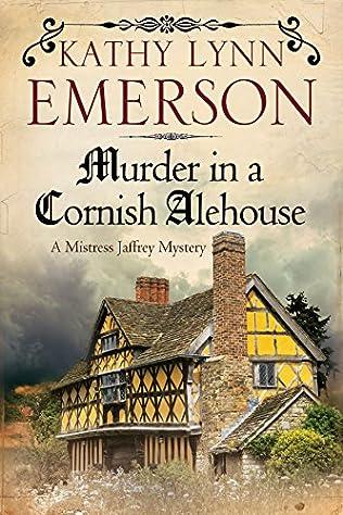 book cover of Murder in a Cornish Alehouse