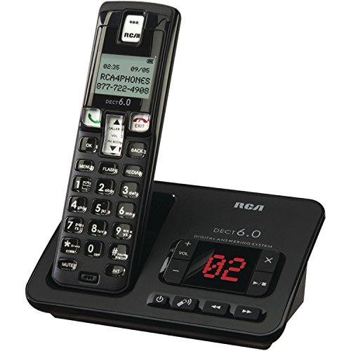 RCA 2102 1BKGA 1 Handset Landline Telephone product image