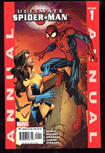 2005 The Ultimate Spider-Man Annual #1 Marvel Comics Comic Book SpiderMan