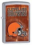 Personalized NFL Cleveland Browns Zippo Lighter - Free Engraving
