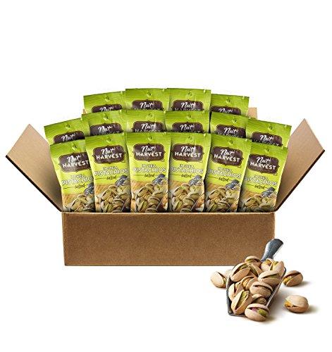 Nut Harvest Premium Nuts, Pistachios, 28 Ounce