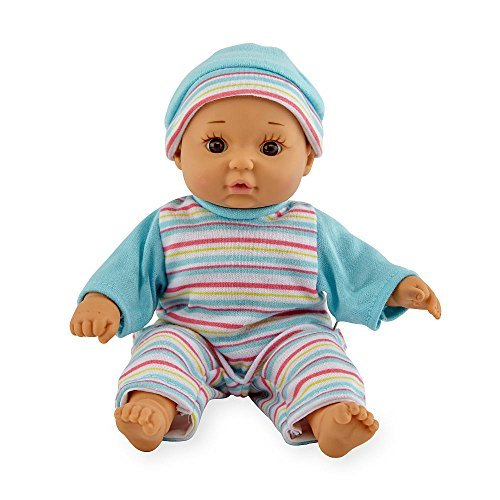 You & Me 8 inch Mini Baby Doll - Blue