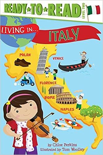 Italy 9781481452007 Chloe Perkins Tom Woolley Books