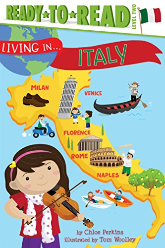 Living in . . . Italy Paperback – Illustrated, February 2, 2016