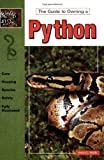 Guide to Owning a Python, Jerry G. Walls, 0793803829