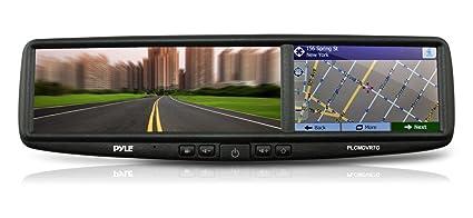 Amazon.com: Pyle coche vehículo HD DVR cámara & Espejo con ...