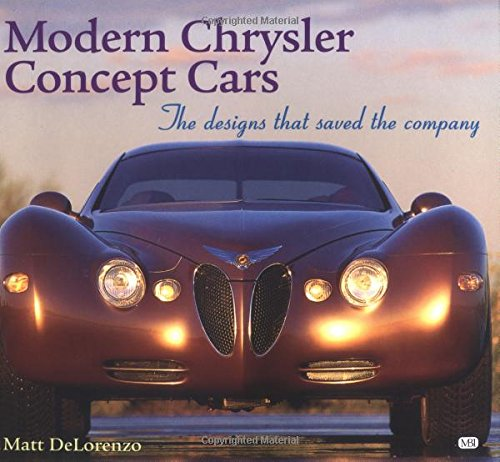 Modern Chrysler Concept Cars The Designs That Saved The Company