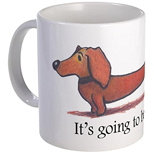 CafePress - Long Day Dachshund - Unique Coffee Mug, 11oz Coffee - Dachshund Mug