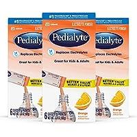 18 Count Pedialyte Electrolyte Hydration Drink Powder