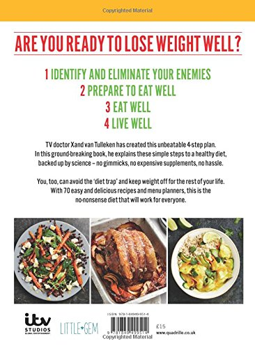 How to lose weight well keep weight off forever the healthy how to lose weight well keep weight off forever the healthy simple way amazon dr xand van tulleken 9781849499514 books ccuart Gallery